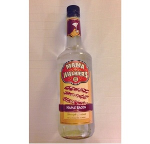 maple bacon vodka